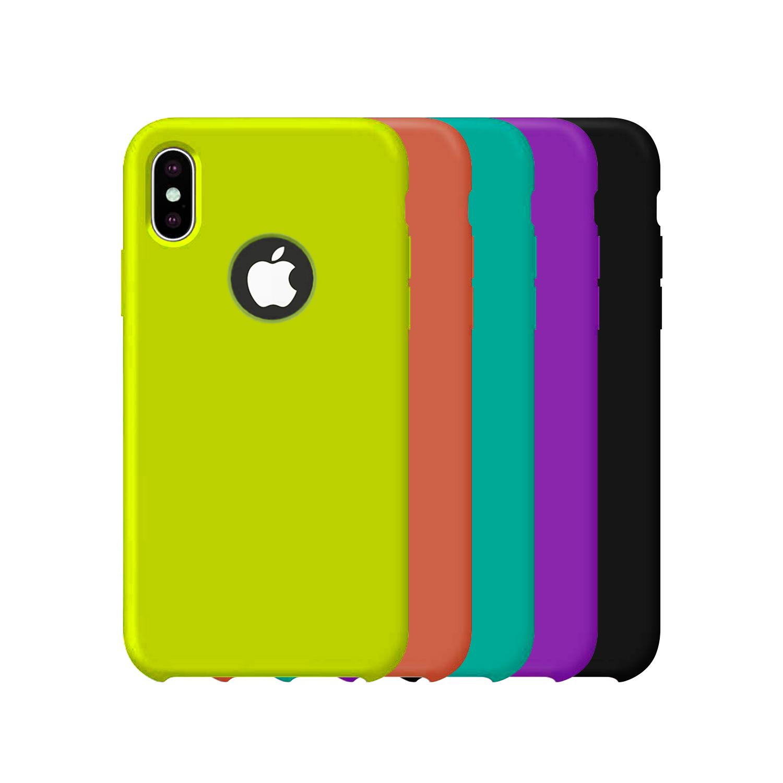 Forro carcasa funda iPhone x marca Apple original - La Florida