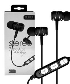 Audífonos MF-02BT Wireless Sports Negro_iLuma