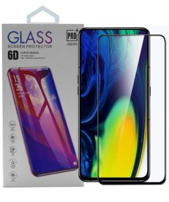 Lámina de Vidrio Templado 6D para Samsung A80