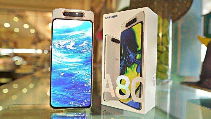 Samsung Galaxy A80 | Unboxing en español