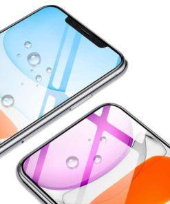 Lámina de Vidrio Templado 5D para iPhone 11 - 11Pro y Max